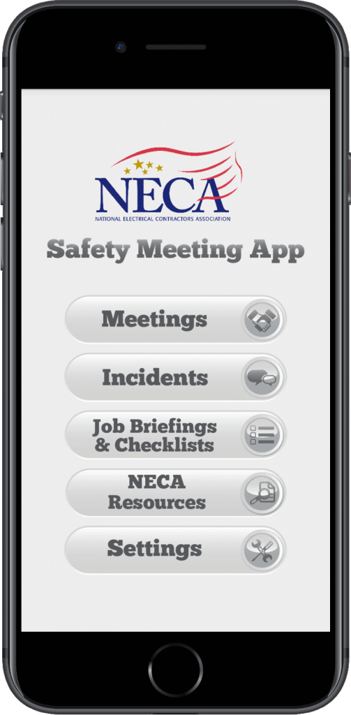 Safety Meeting App - Customization