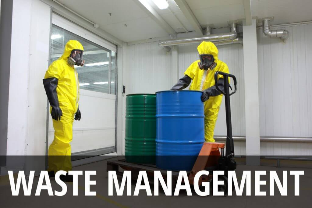 Safety Meeting App for Waste Management